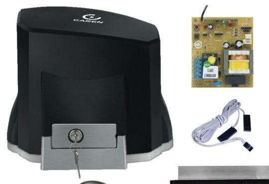 Kit portão eletrônico: tudo o que você precisa para automatizar um portão